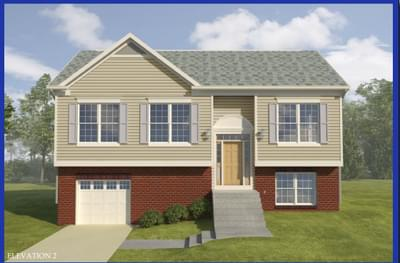 4br New Home in Riverdale, MD